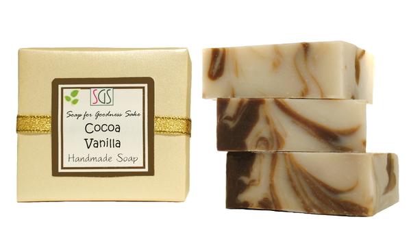 Almond Soap - Handmade Organic Soap