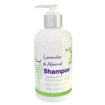 Exactly! Organics Lavender Almond Shampoo