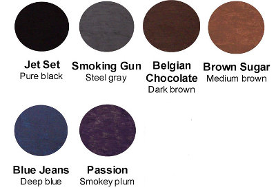 Eye Liner Colors