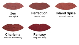 Lip Liner Colors