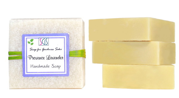 French Lavender Organic Soap