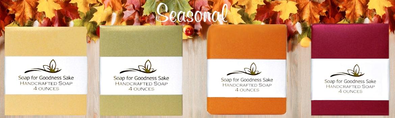 Seasonal Soaps