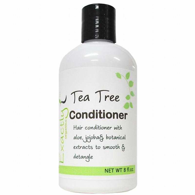 Exactly! Organics Tea Tree Hair Conditioner